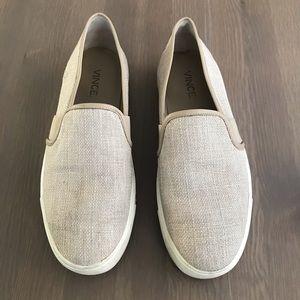 Vince Slip-on Sneakers, 6.5